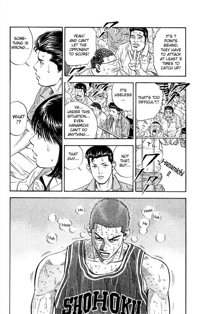 Slam Dunk Chapter 268  Online Free Manga Read Image 10