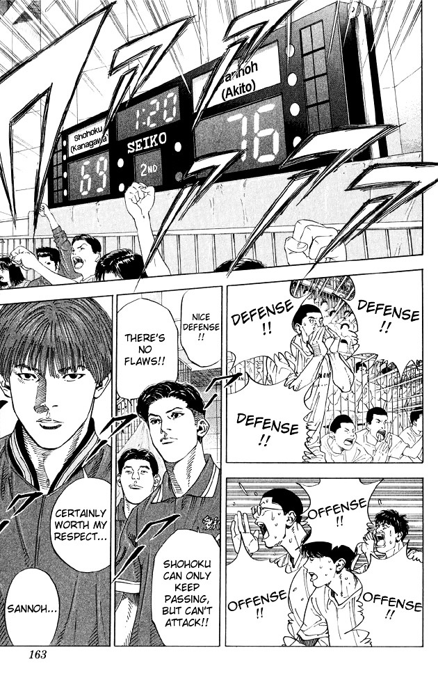 Slam Dunk Chapter 268  Online Free Manga Read Image 13