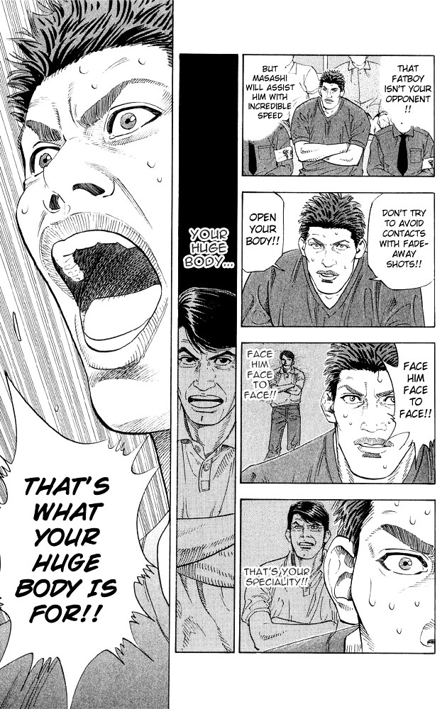 Slam Dunk Chapter 268  Online Free Manga Read Image 15