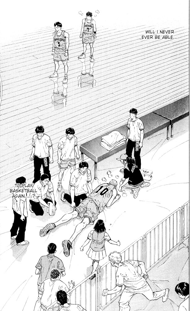 Slam Dunk Chapter 269  Online Free Manga Read Image 11