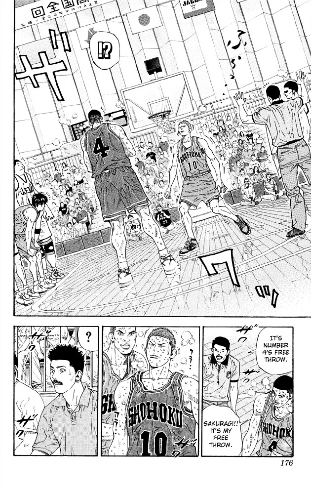 Slam Dunk Chapter 269  Online Free Manga Read Image 6