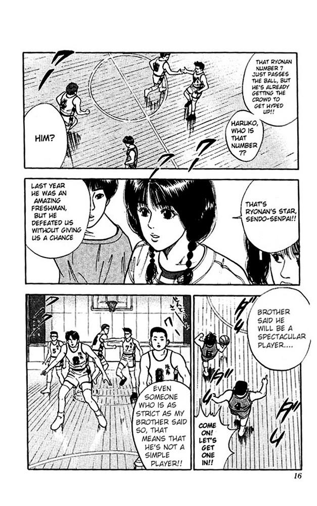 Slam Dunk Chapter 27  Online Free Manga Read Image 13