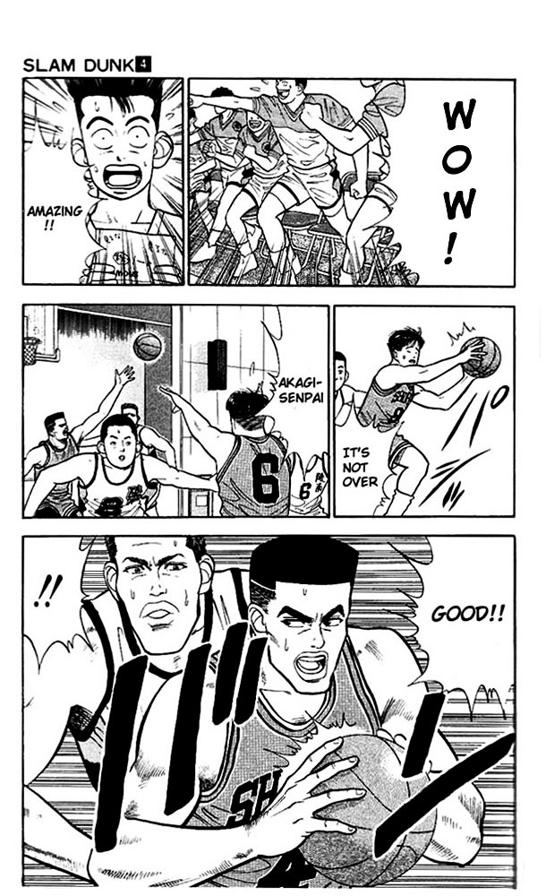 Slam Dunk Chapter 27  Online Free Manga Read Image 20