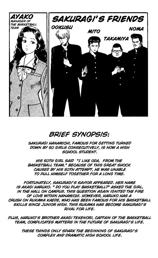 Slam Dunk Chapter 27  Online Free Manga Read Image 3