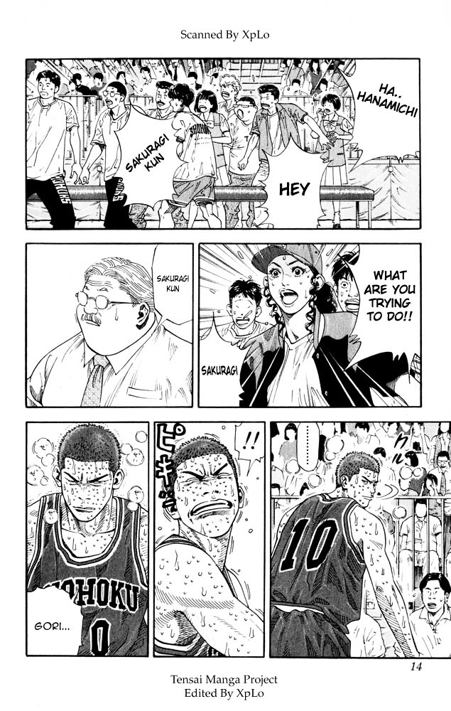 Slam Dunk Chapter 270  Online Free Manga Read Image 9