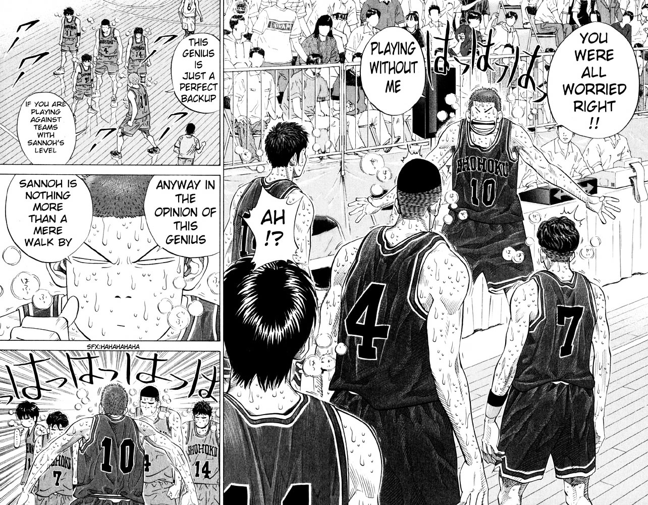 Slam Dunk Chapter 271  Online Free Manga Read Image 2