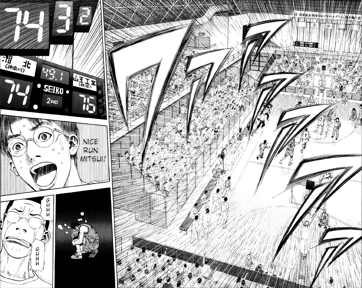 Slam Dunk Chapter 272  Online Free Manga Read Image 3