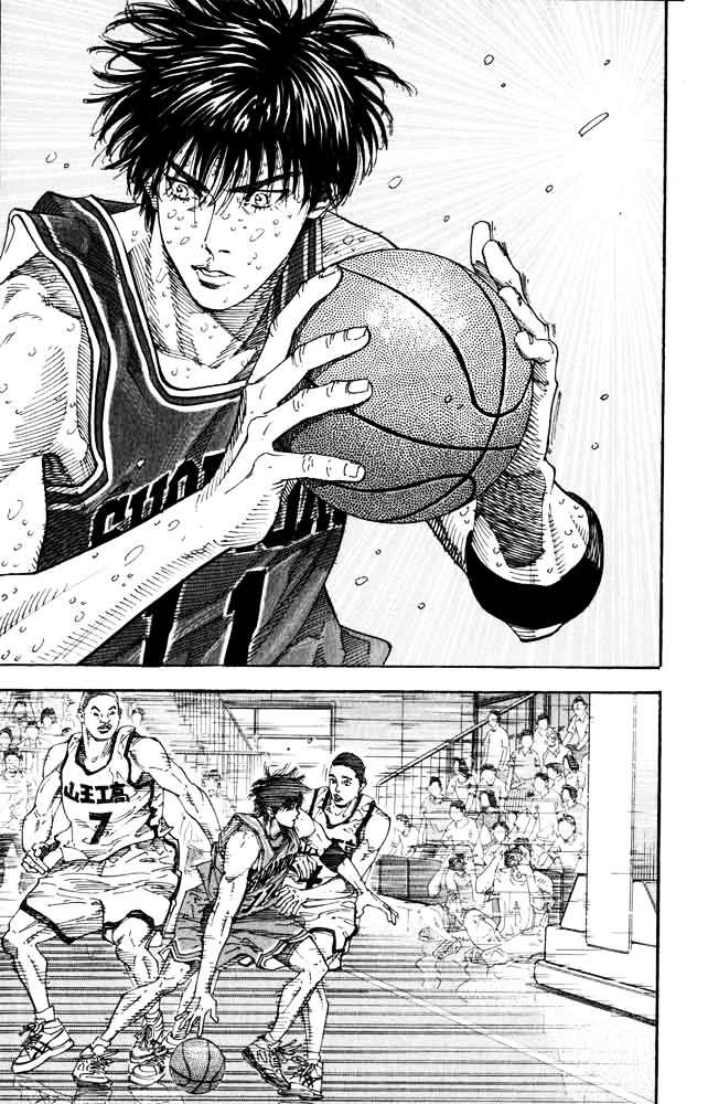 Slam Dunk Chapter 273  Online Free Manga Read Image 20