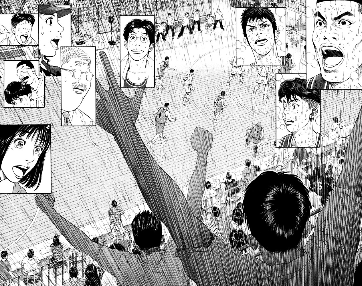 Slam Dunk Chapter 274  Online Free Manga Read Image 4