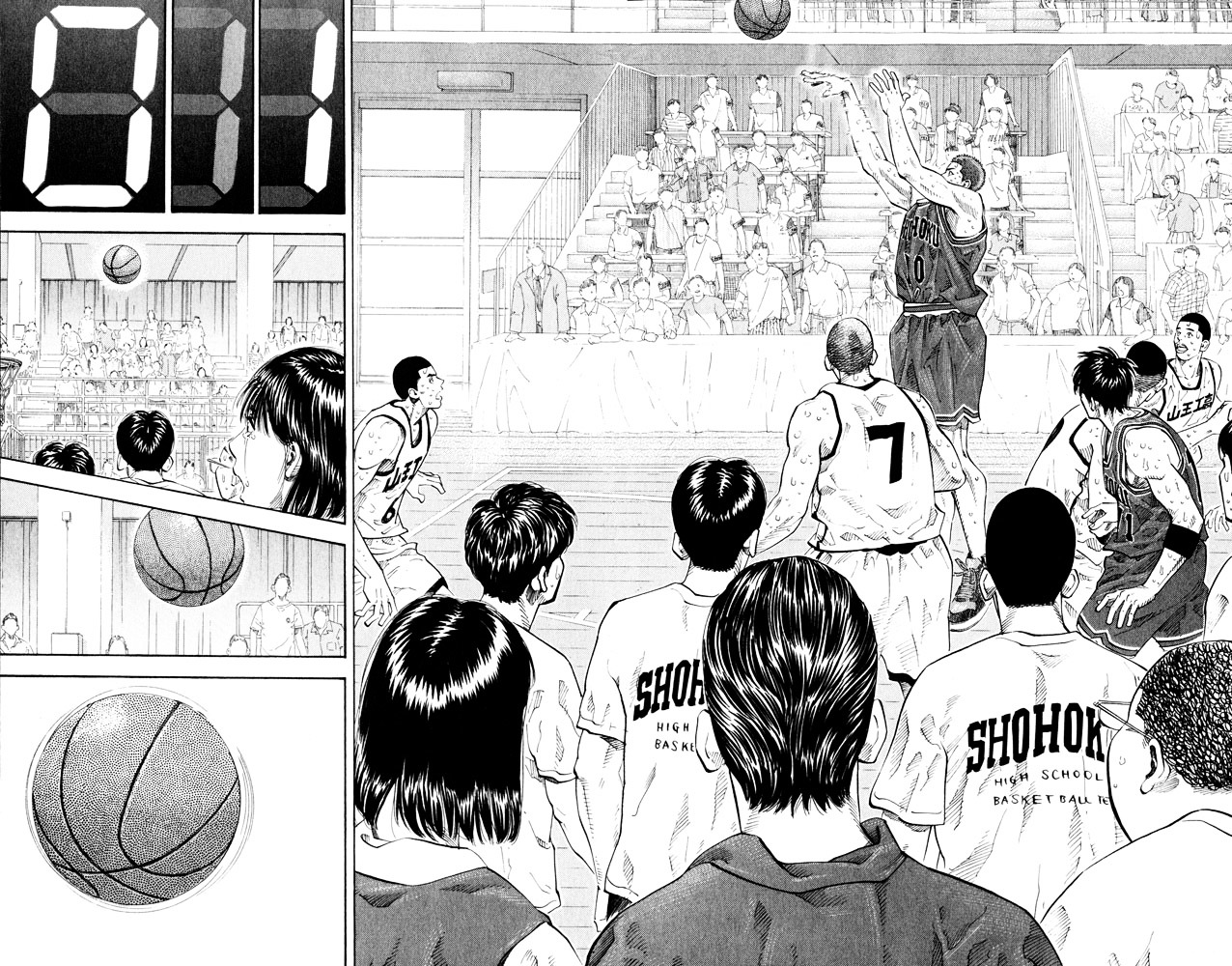 Slam Dunk Chapter 275  Online Free Manga Read Image 13