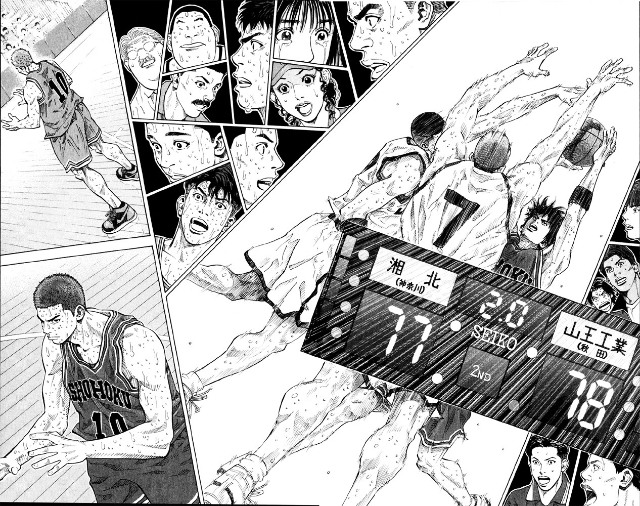 Slam Dunk Chapter 275  Online Free Manga Read Image 8