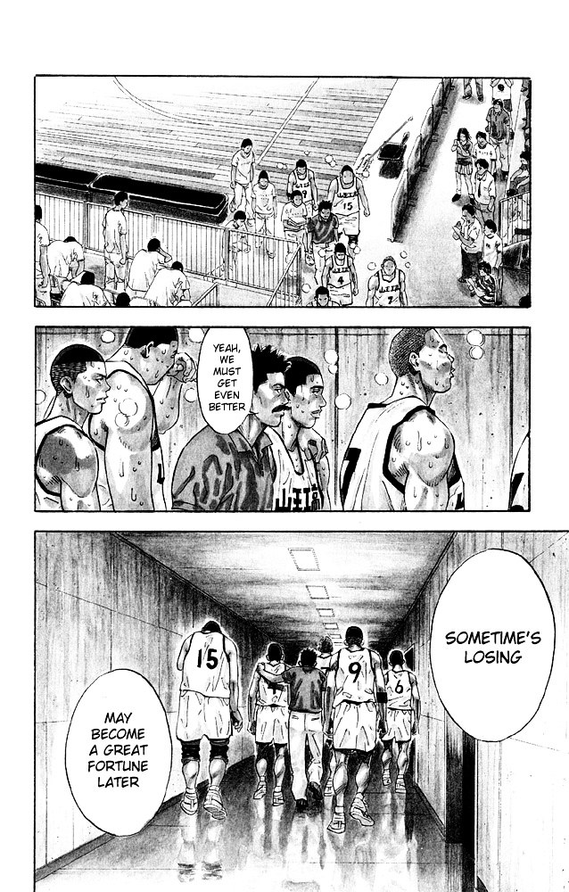 Slam Dunk Chapter 276  Online Free Manga Read Image 12