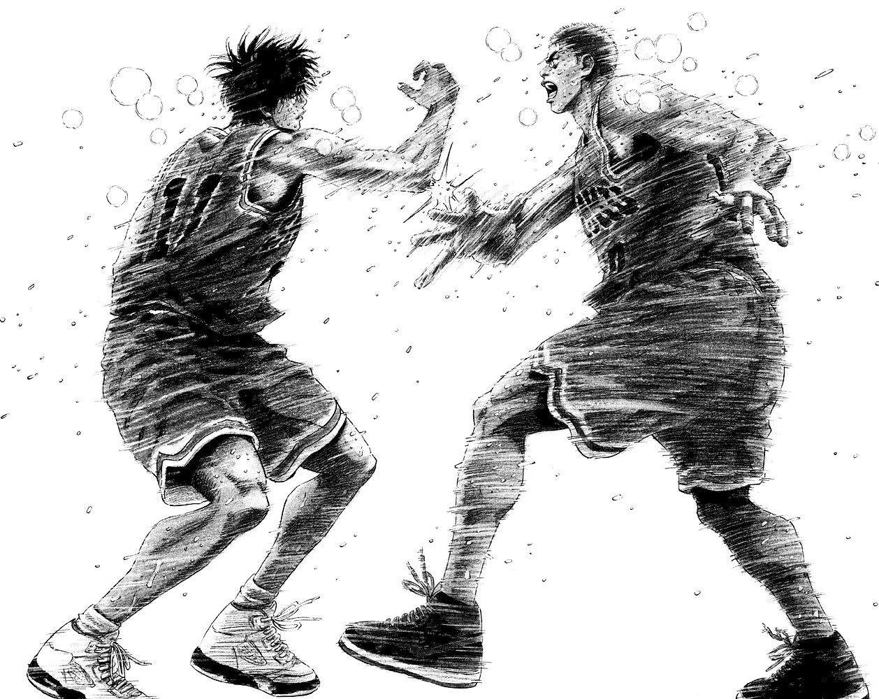 Slam Dunk Chapter 276  Online Free Manga Read Image 3