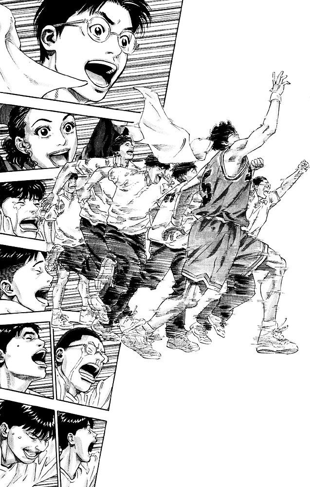 Slam Dunk Chapter 276  Online Free Manga Read Image 7