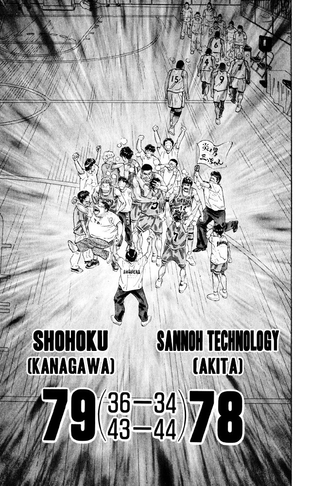 Slam Dunk Chapter 276  Online Free Manga Read Image 9
