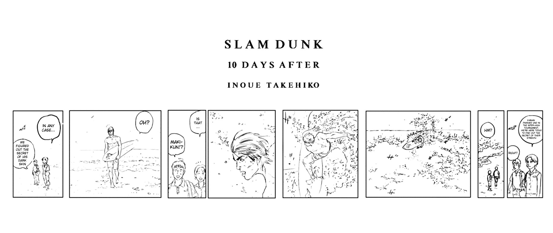 Slam Dunk Chapter 277  Online Free Manga Read Image 13