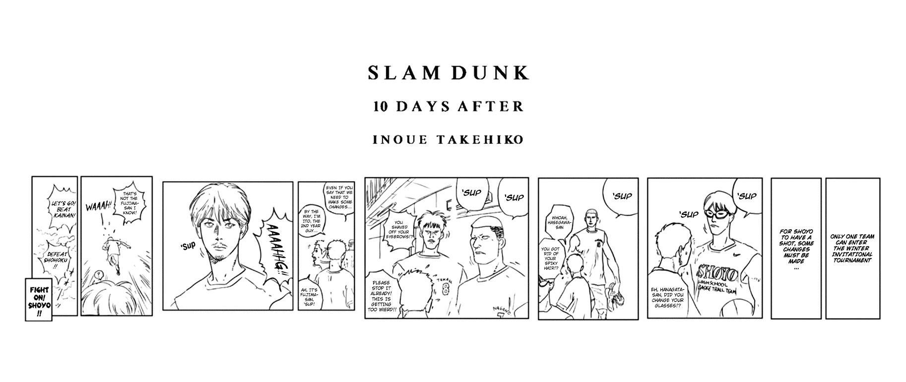 Slam Dunk Chapter 277  Online Free Manga Read Image 9