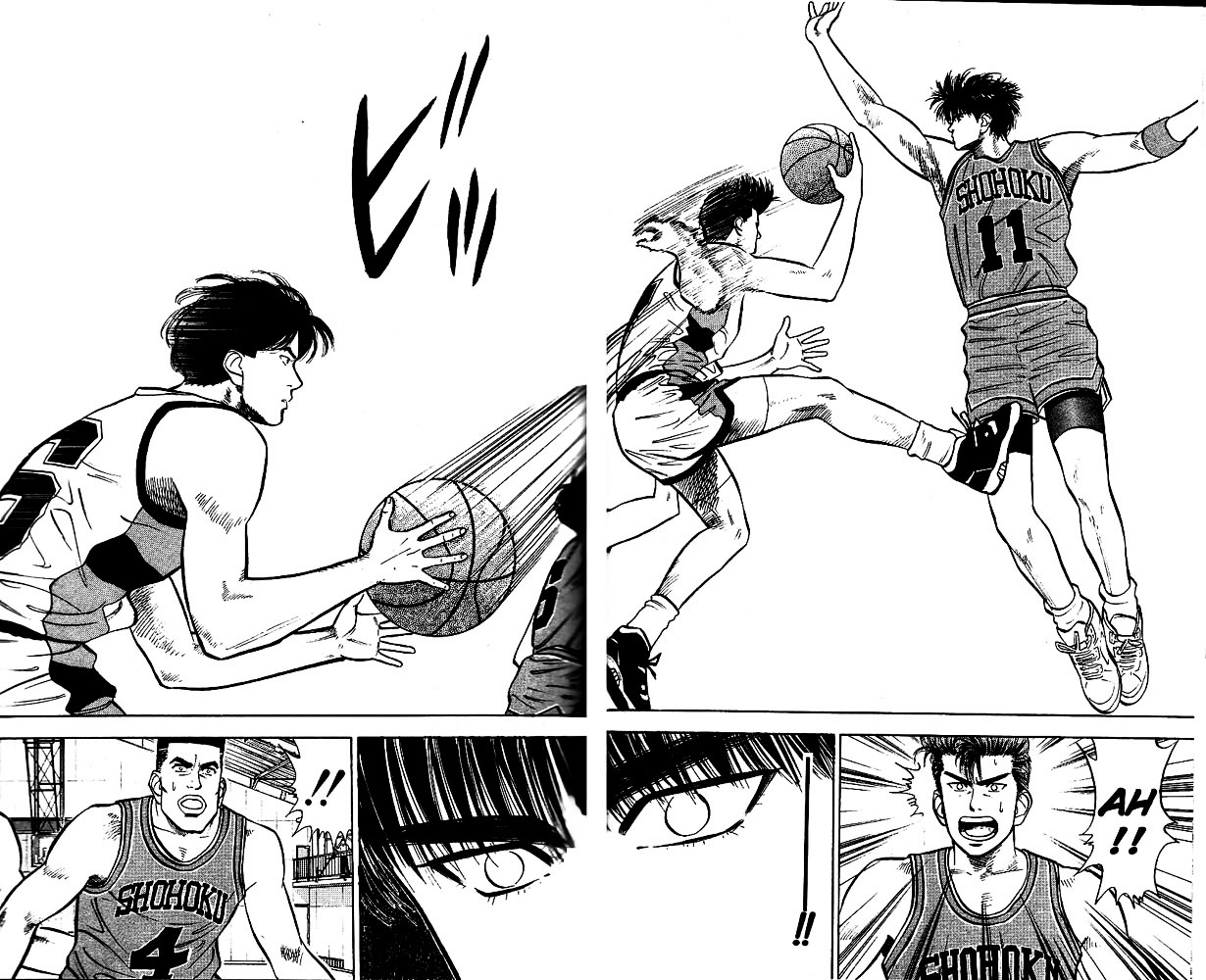 Slam Dunk Chapter 28  Online Free Manga Read Image 13