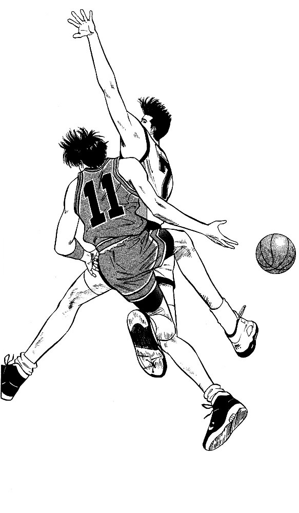 Slam Dunk Chapter 30  Online Free Manga Read Image 18