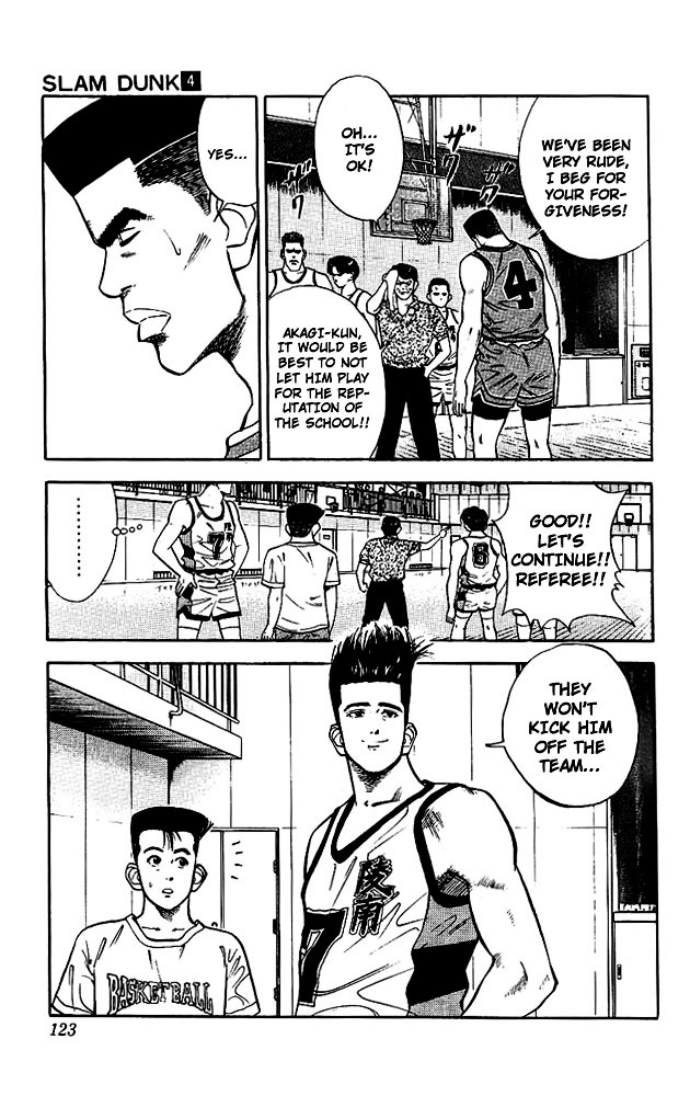 Slam Dunk Chapter 32  Online Free Manga Read Image 15