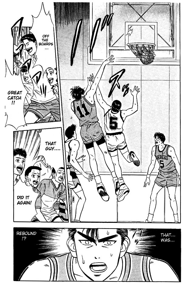 Slam Dunk Chapter 37  Online Free Manga Read Image 18