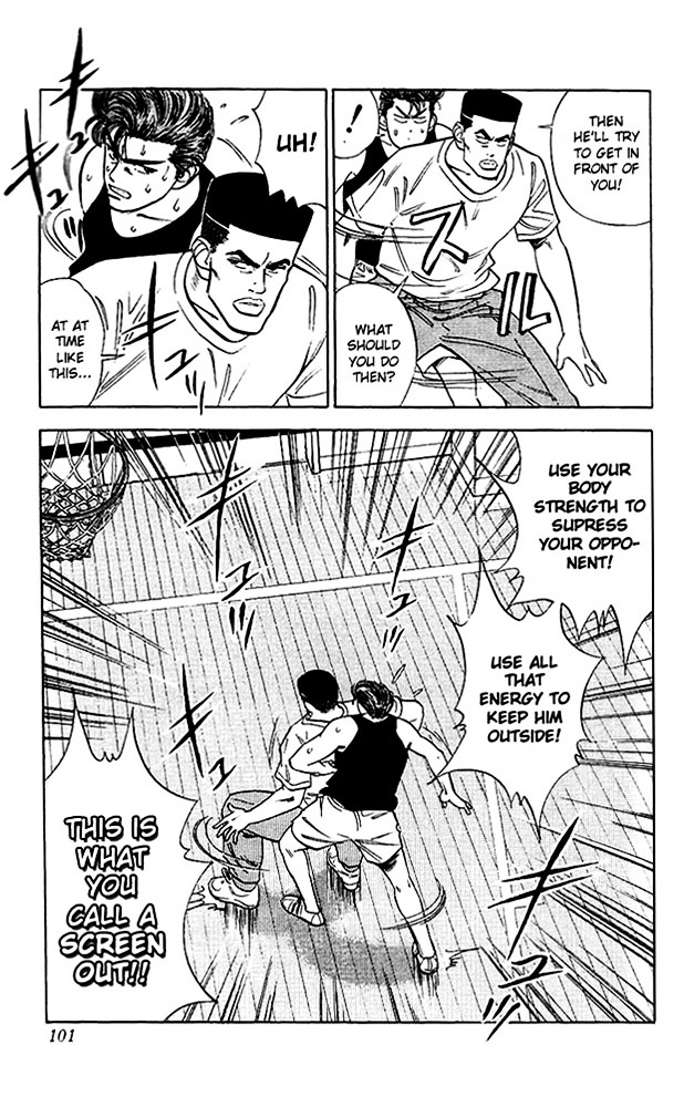 Slam Dunk Chapter 40  Online Free Manga Read Image 15