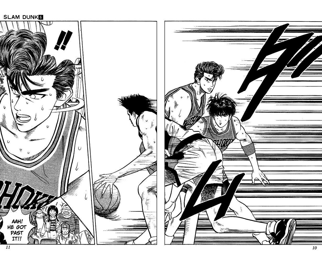 Slam Dunk Chapter 45  Online Free Manga Read Image 8