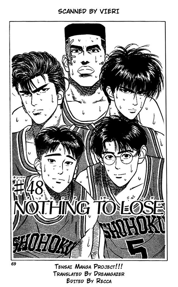 Slam Dunk Chapter 48  Online Free Manga Read Image 1