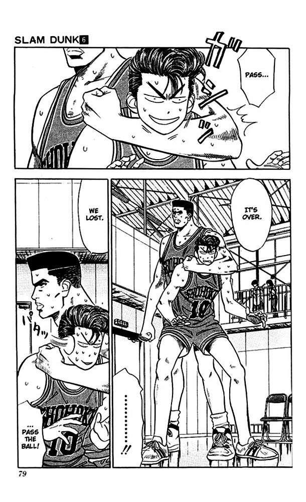 Slam Dunk Chapter 48  Online Free Manga Read Image 11