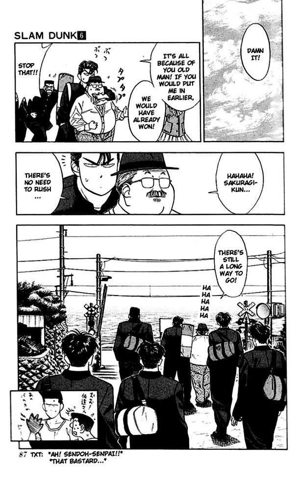 Slam Dunk Chapter 48  Online Free Manga Read Image 19