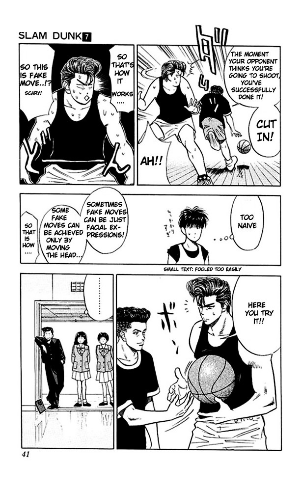 Slam Dunk Chapter 55  Online Free Manga Read Image 15