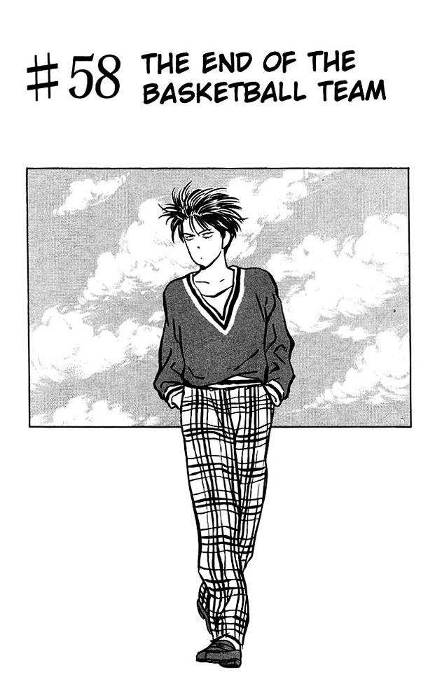 Slam Dunk Chapter 58  Online Free Manga Read Image 1
