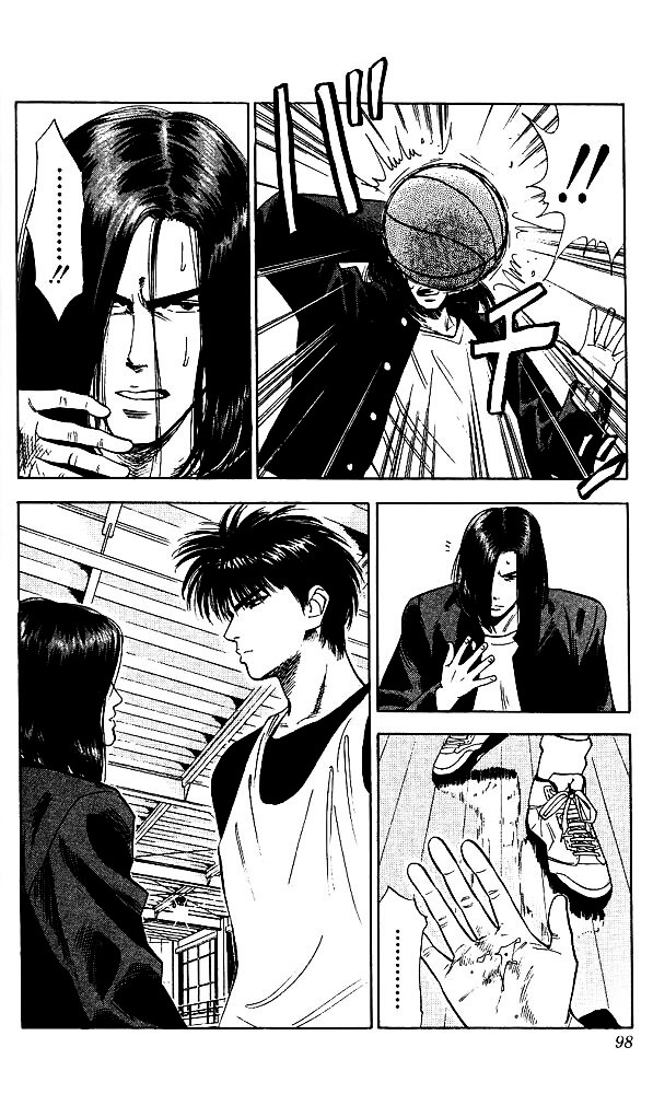 Slam Dunk Chapter 58  Online Free Manga Read Image 12