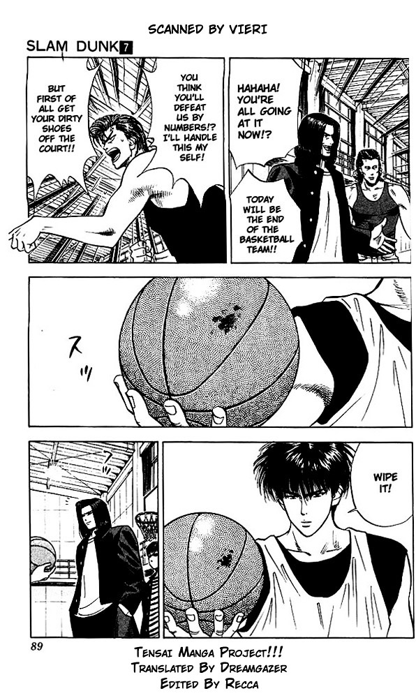 Slam Dunk Chapter 58  Online Free Manga Read Image 3