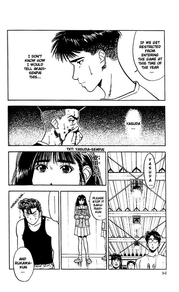 Slam Dunk Chapter 58  Online Free Manga Read Image 8