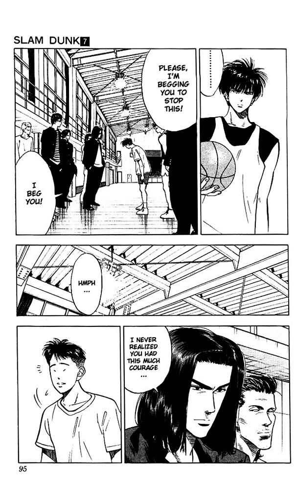 Slam Dunk Chapter 58  Online Free Manga Read Image 9
