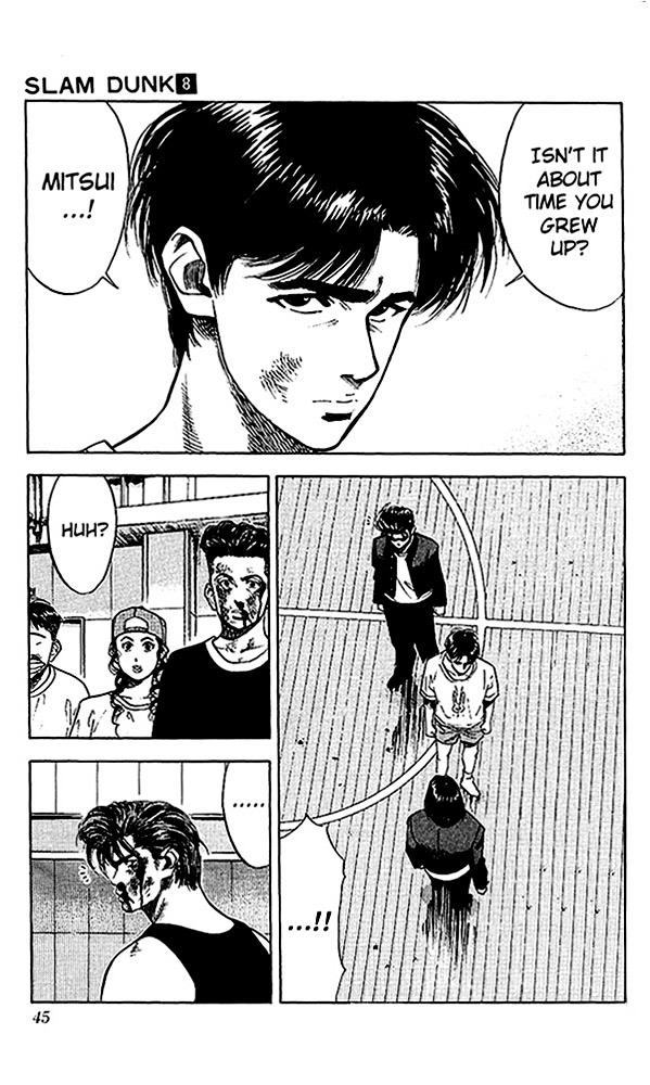 Slam Dunk Chapter 64  Online Free Manga Read Image 18