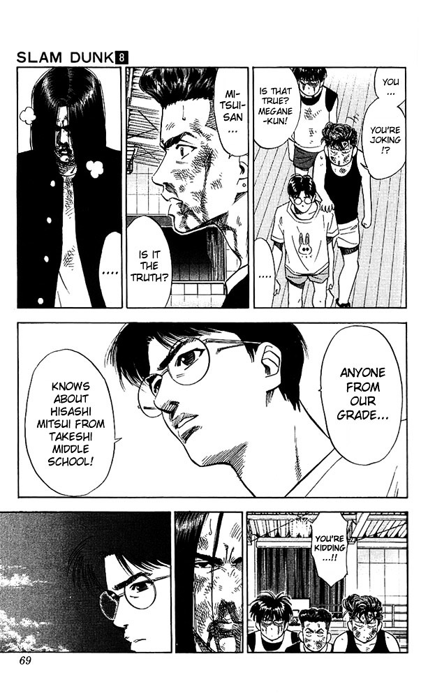 Slam Dunk Chapter 66  Online Free Manga Read Image 3