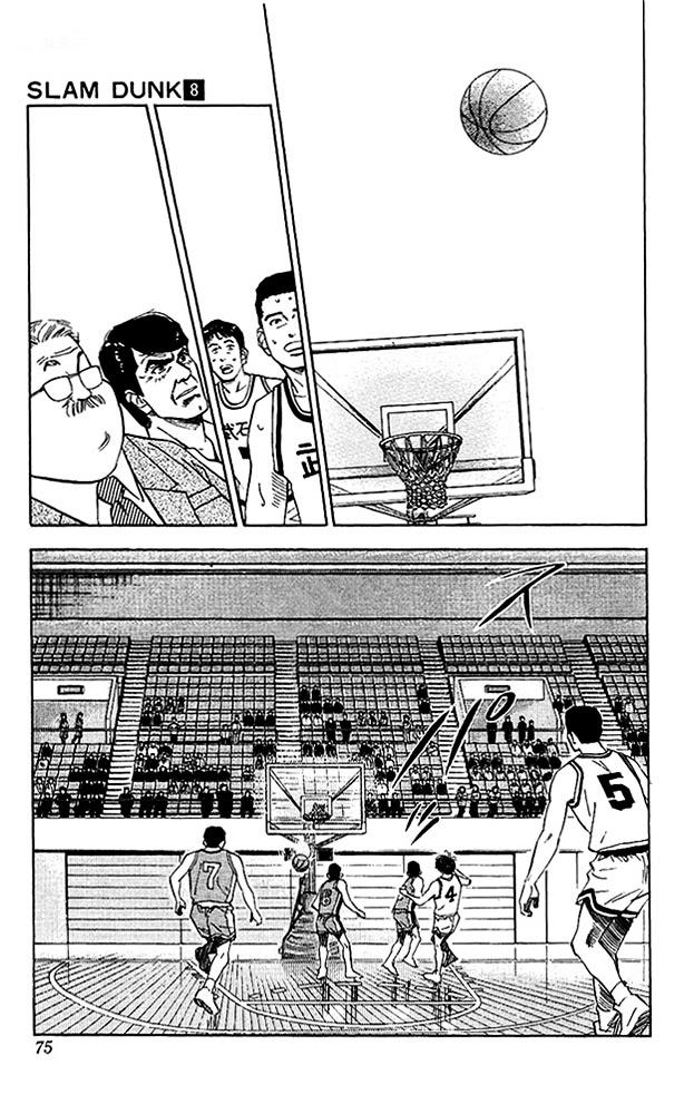 Slam Dunk Chapter 66  Online Free Manga Read Image 9