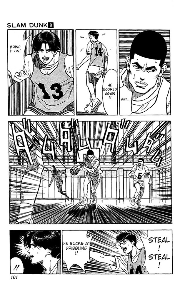 Slam Dunk Chapter 67  Online Free Manga Read Image 15