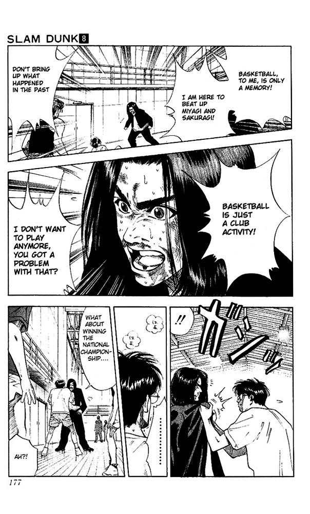 Slam Dunk Chapter 71  Online Free Manga Read Image 9