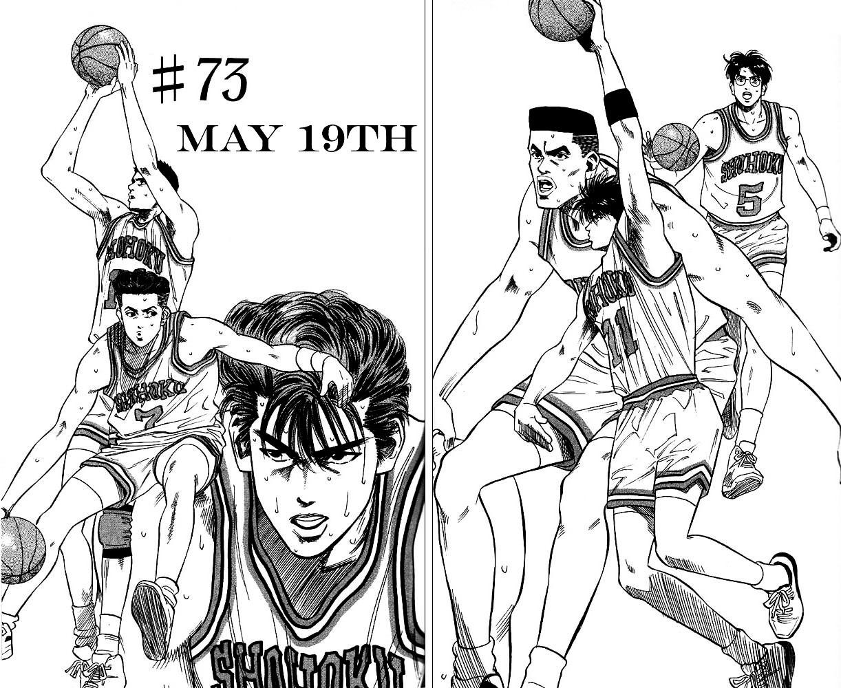 Slam Dunk Chapter 73  Online Free Manga Read Image 2
