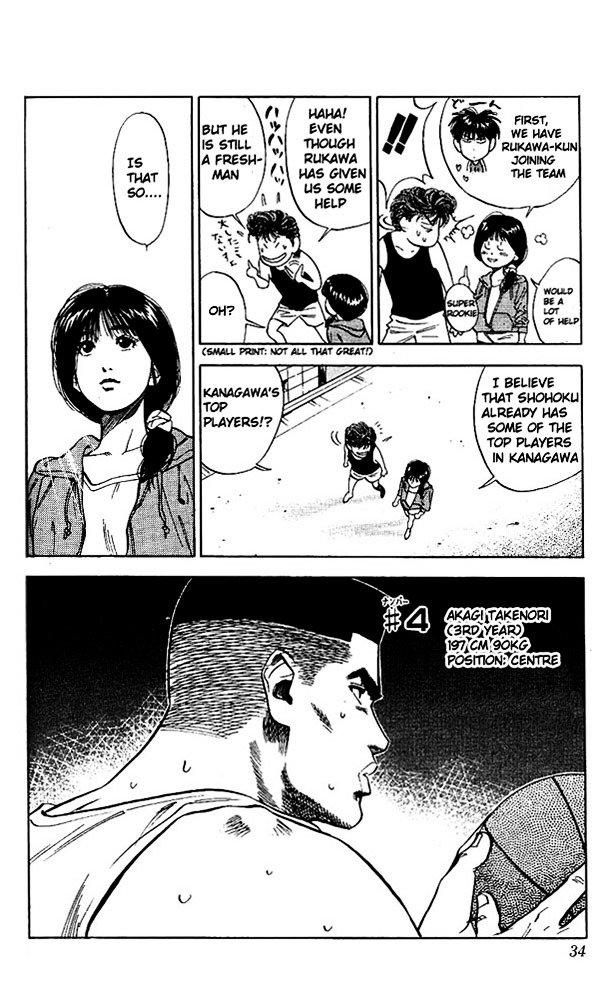 Slam Dunk Chapter 73  Online Free Manga Read Image 7