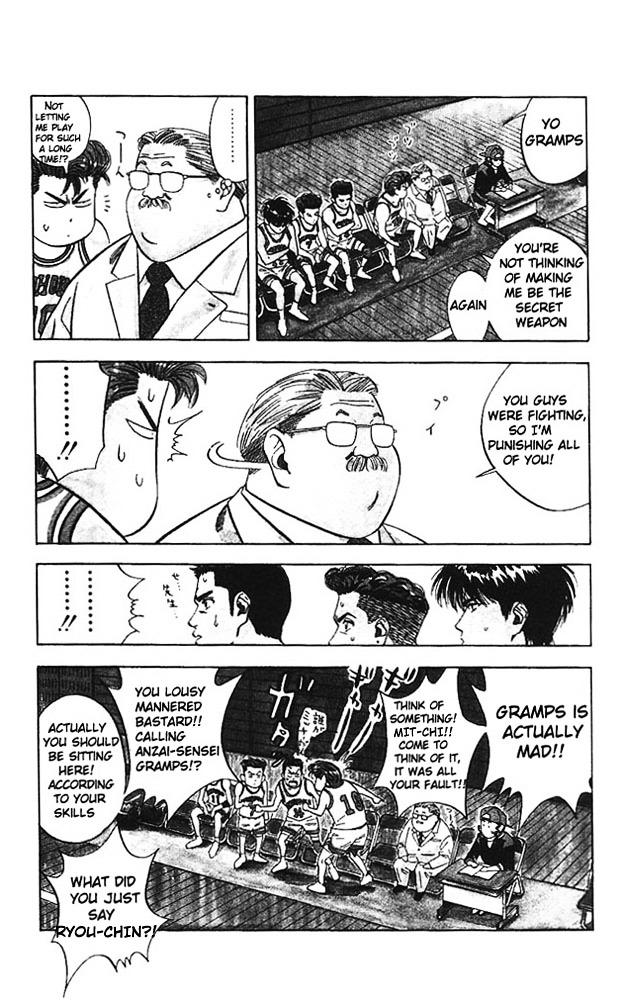 Slam Dunk Chapter 74  Online Free Manga Read Image 5