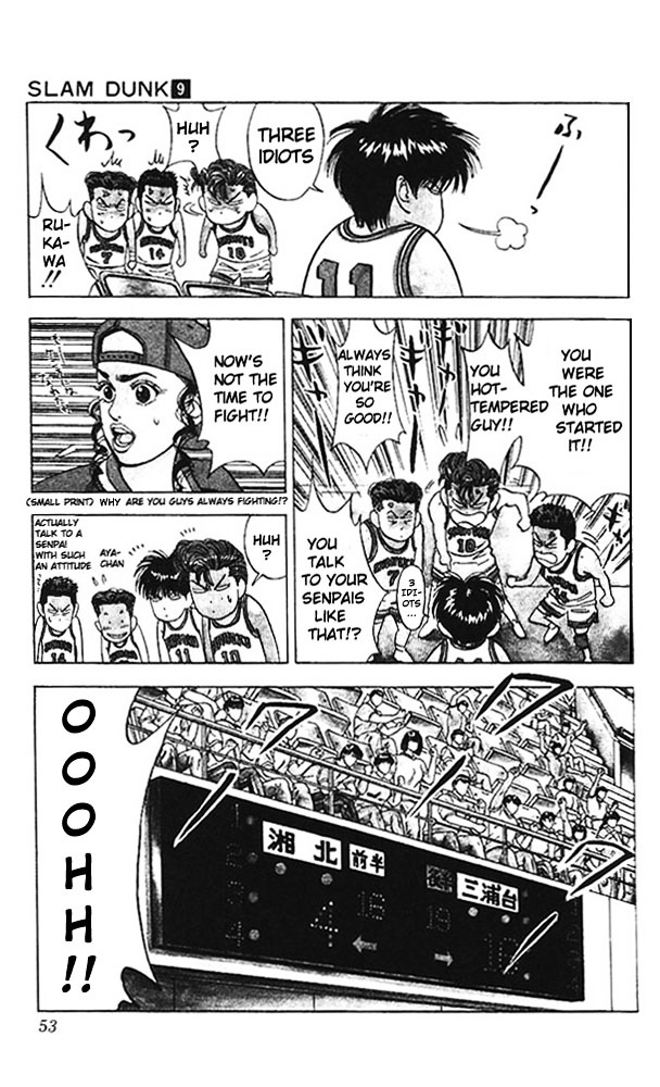 Slam Dunk Chapter 74  Online Free Manga Read Image 6