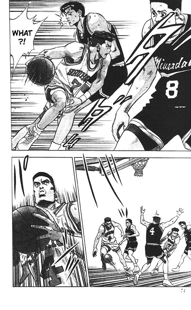 Slam Dunk Chapter 75  Online Free Manga Read Image 7