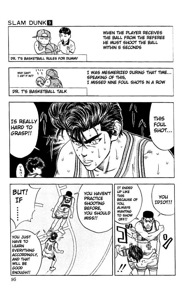 Slam Dunk Chapter 76  Online Free Manga Read Image 9