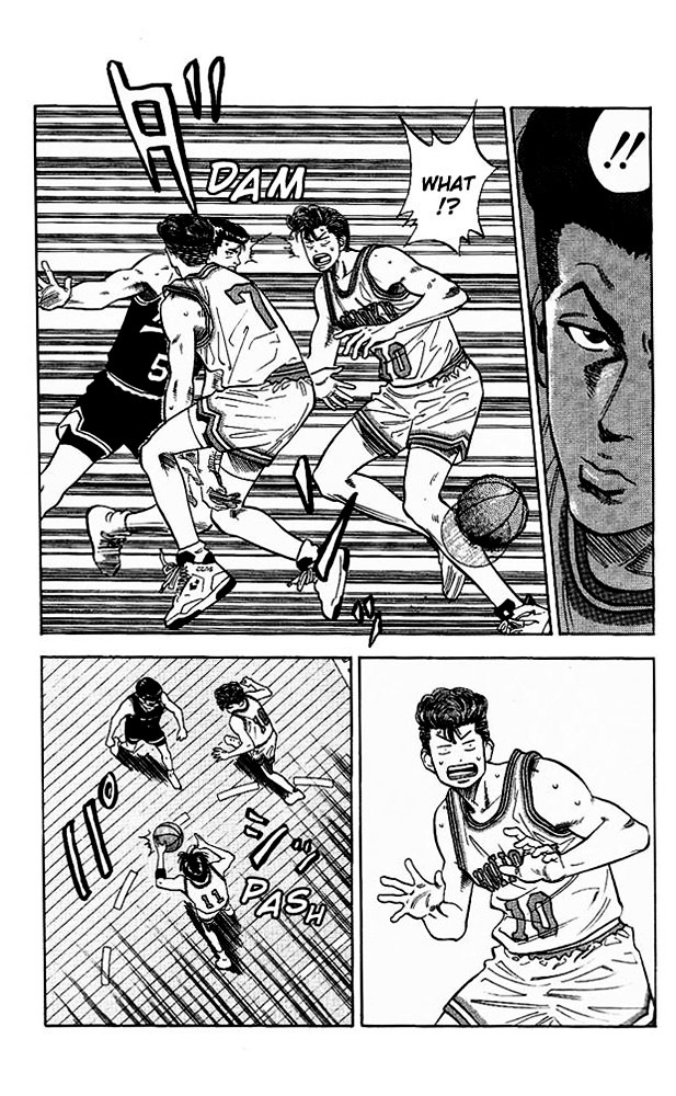 Slam Dunk Chapter 77  Online Free Manga Read Image 10