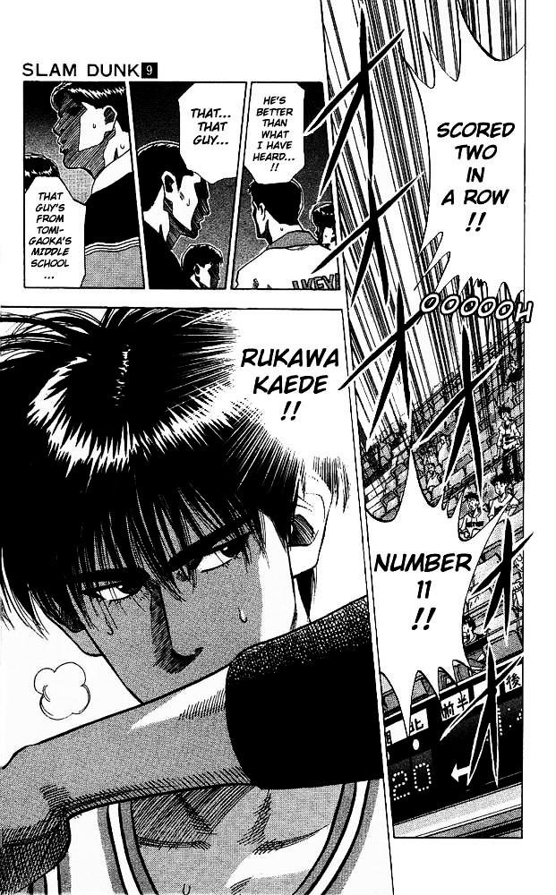 Slam Dunk Chapter 77  Online Free Manga Read Image 13