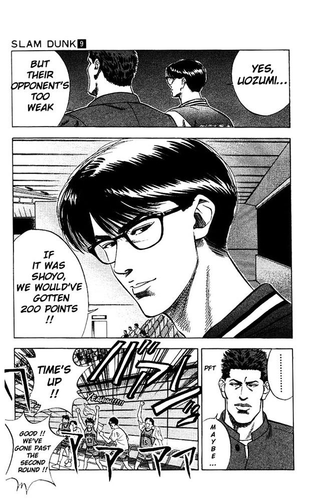 Slam Dunk Chapter 79  Online Free Manga Read Image 15